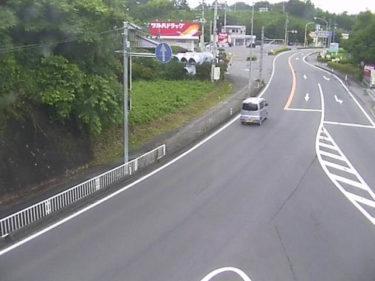 国道118号 鹿ノ坂のライブカメラ|福島県石川町