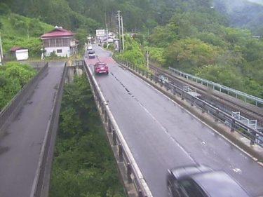 国道121号 湯野上橋1のライブカメラ|福島県下郷町
