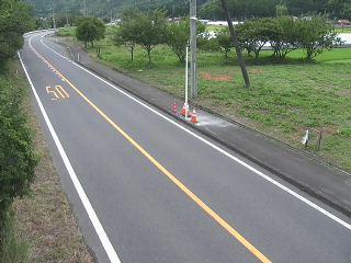 国道187号 六日市のライブカメラ|島根県吉賀町