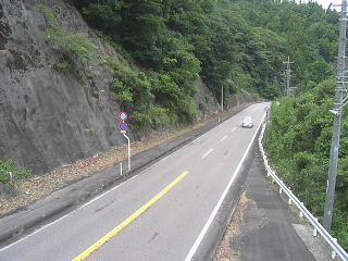 国道187号 高峰のライブカメラ|島根県吉賀町