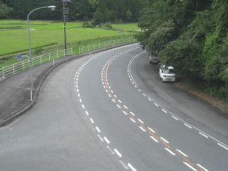 国道187号 久見のライブカメラ|島根県吉賀町