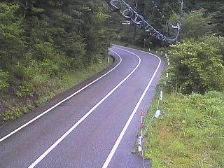 国道191号 澄川のライブカメラ|島根県益田市