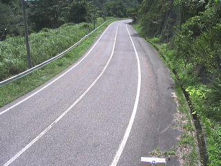 国道191号 宇津川2のライブカメラ|島根県益田市