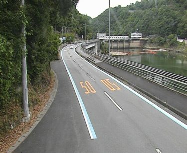 国道197号 肱川町宇和川のライブカメラ|愛媛県大洲市