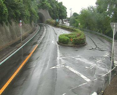 国道197号 大久東トンネル(三崎町側)のライブカメラ|愛媛県伊方町