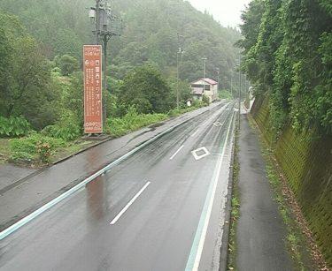 国道197号 城川町高野子のライブカメラ|愛媛県西予市
