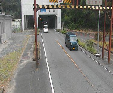 国道197号 夜昼トンネル(大洲市側)のライブカメラ|愛媛県大洲市