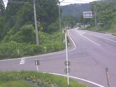 国道252号 宮下のライブカメラ|福島県三島町
