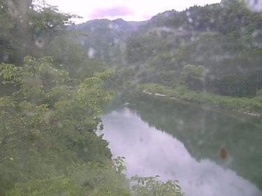 国道252号 水沼橋2のライブカメラ|福島県金山町