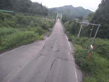 国道252号 寄岩のライブカメラ|福島県只見町