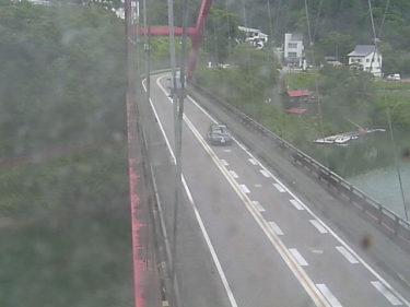 国道252号 瑞光寺橋1のライブカメラ|福島県柳津町