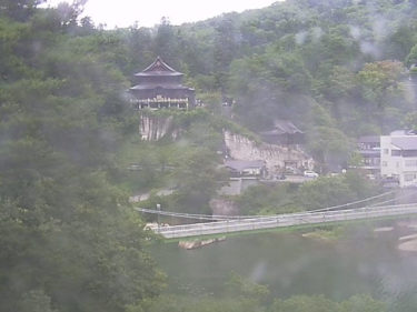 国道252号 瑞光寺橋2のライブカメラ|福島県柳津町
