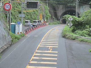 国道261号 鱒渕のライブカメラ|島根県邑南町