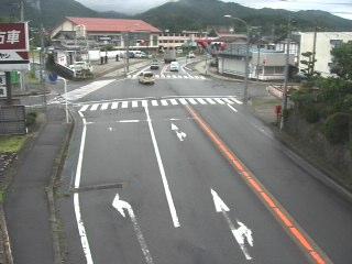 国道261号 中三坂のライブカメラ|島根県邑南町