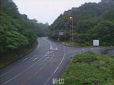 国道262号 釿切のライブカメラ 山口県萩市