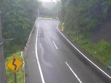 国道288号 野上2のライブカメラ 福島県大熊町