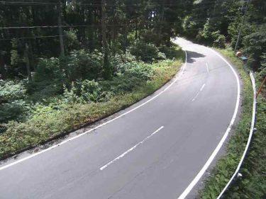 国道289号 青生野2のライブカメラ|福島県鮫川村