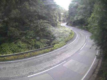 国道289号 江竜田2のライブカメラ|福島県鮫川村