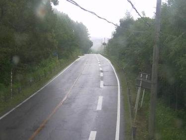 国道289号 駒止2のライブカメラ|福島県南会津町