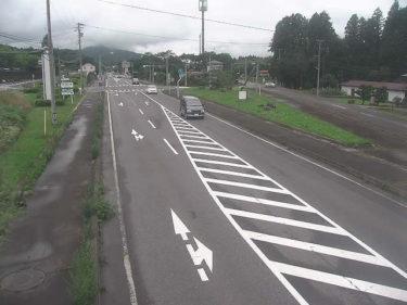 国道289号 表郷庁舎前1のライブカメラ 福島県白河市