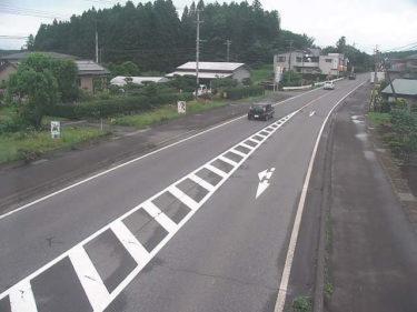 国道289号 表郷庁舎前2のライブカメラ 福島県白河市