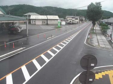 国道294号 大信2のライブカメラ|福島県白河市