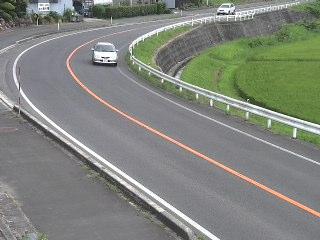 国道314号 八川駅のライブカメラ 島根県奥出雲町