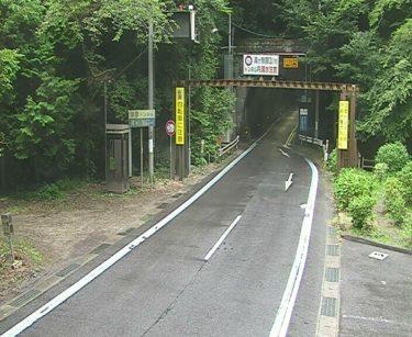 国道319号 法皇トンネル(金砂町平野山)のライブカメラ 愛媛県四国中央市