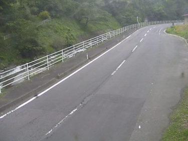 国道349号 赤坂東野2のライブカメラ|福島県鮫川村