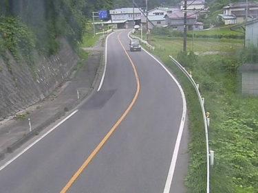 国道349号 船引町門鹿2のライブカメラ|福島県田村市