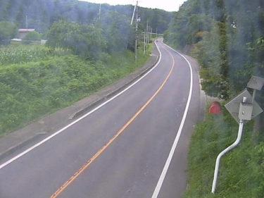 国道349号 大越町栗出2のライブカメラ|福島県田村市