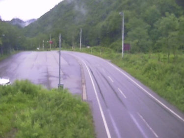 国道352号 八総のライブカメラ|福島県南会津町