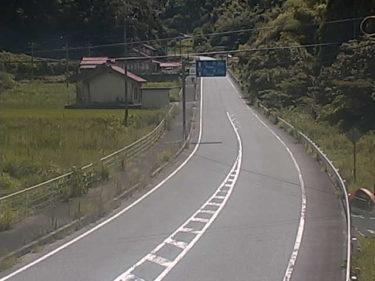 国道375号 上野のライブカメラ|島根県美郷町