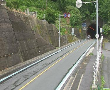 国道378号 大峠トンネル(八幡浜市側)のライブカメラ|愛媛県八幡浜市