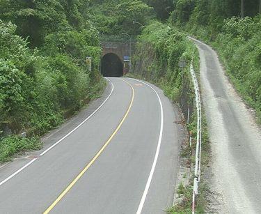 国道380号 真弓トンネル(久万高原町)のライブカメラ|愛媛県久万高原町