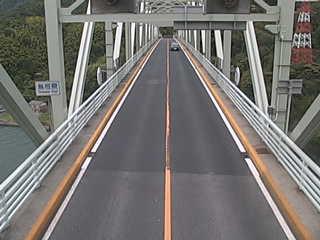 国道431号 境水道大橋のライブカメラ|鳥取県境港市