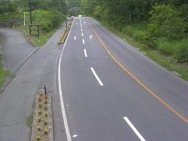 国道459号 五色沼入口1のライブカメラ|福島県北塩原村