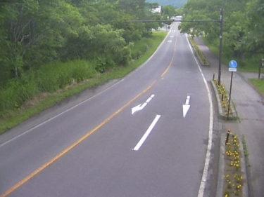 国道459号 五色沼入口2のライブカメラ|福島県北塩原村