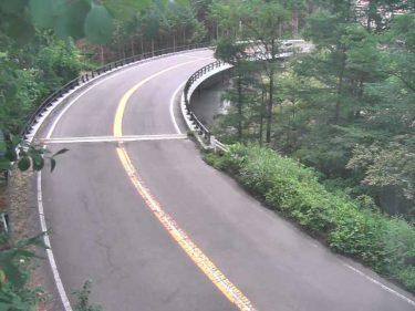 国道459号 萩坂B1のライブカメラ|福島県二本松市