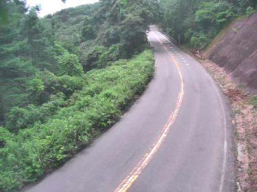 国道459号 萩坂B2のライブカメラ|福島県二本松市