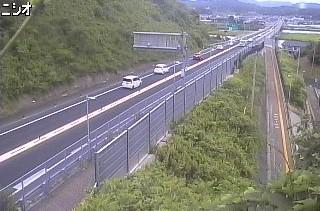 国道485号 西尾のライブカメラ|島根県松江市