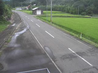 島根県道124号 日原のライブカメラ|島根県津和野町