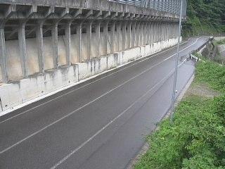 島根県道13号 七日市のライブカメラ|島根県津和野町