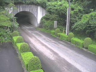 島根県道17号 波田のライブカメラ|島根県益田市