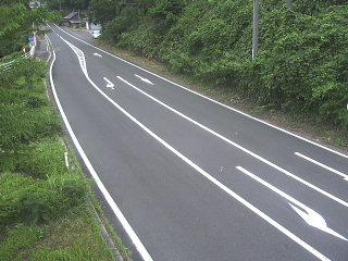 島根県道258号 東比田のライブカメラ 島根県安来市