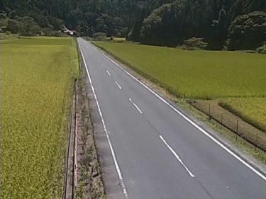 島根県道291号 地頭所のライブカメラ|島根県美郷町