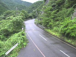 島根県道3号 広石のライブカメラ|島根県吉賀町