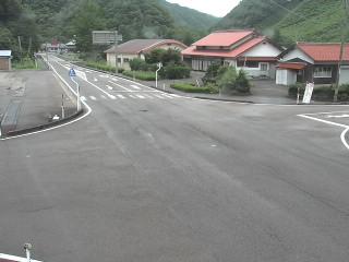 島根県道307号 県境匹見のライブカメラ|島根県益田市