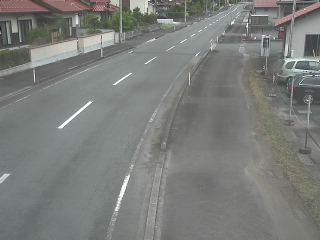 島根県道31号 南佐木のライブカメラ 島根県川本町