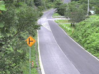 島根県道40号 志津見のライブカメラ|島根県雲南市